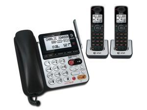 AT&T CL84200 DECT 6.0 corded/cordless answering system