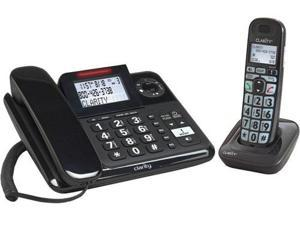 Clarity E814CCCorded Caller ID Telephone w/ 1 Additional Handset,