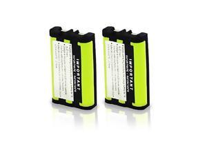 Battery for Uniden BT0003 (2-Pack) Replacement Battery for CLX Series & TCX 400 / TCX 440