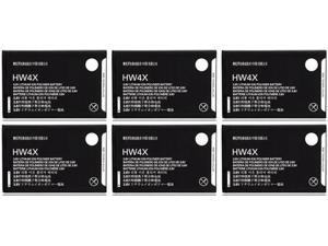 Motorola Bat-HW4X 6-Pack