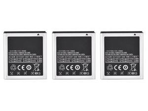 New Replacement Battery For Samsung Infuse 4G Cordless Home Phone 3 Pack