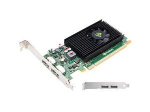 PNY Technologies PK6431G VCNVS310DP-PB Quadro NVS 310 Graphic Card - 512 MB DDR3 SDRAM - PCI Express 2.0 x16 - Full-length/Low-profile