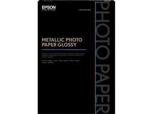 Epson S045590M Metallic Photo Paper Glossy 13x19 - 25 Sheets
