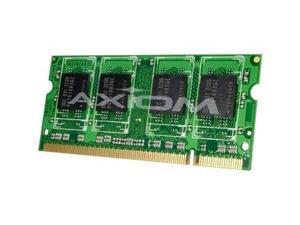 Axiom 2GB (2 x 1GB) 200-Pin DDR2 SO-DIMM DDR2 533 (PC2 4200) Laptop Memory Model AXG12590822/2