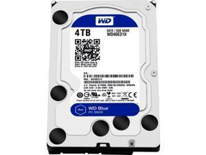 "WD WD40E31X-00HY4A0 WD Blue WD40E31X-00HY4A0 4 TB 3.5"" Internal Hybrid Hard Drive - 8 GB SSD Cache Capacity - SATA - 5400"