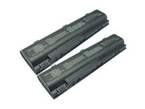Battery for HP HSTNN-IB17 (2-Pack) Laptop Battery