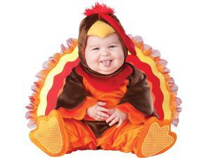 Lil' Gobbler Turkey Costume Infant