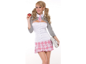 Sexy School Girl Adult Halloween Costume