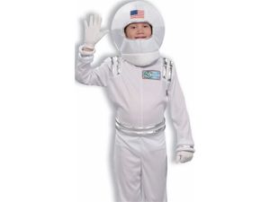 Kids Astronaut Spaceman Space Suit Halloween Costume