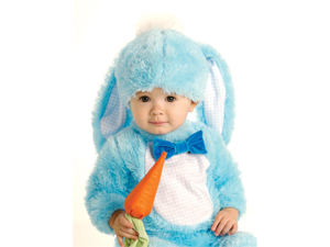 Rubies Handsome Lil' Wabbit w/ Carrot Rattle