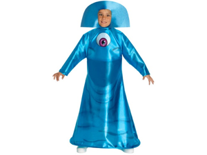 Monster Vs. Aliens Bob Costume Child Small