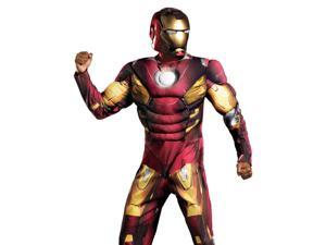 Iron Man Mark 7 Avengers Classic Muscle Adult Disguise 43686