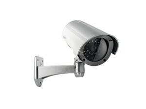 SVAT ISC300 Imitation Security Camera with Realistic Flashing Red LED