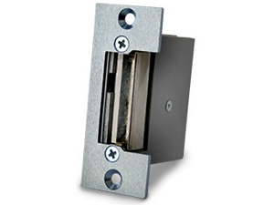 Rutherford security electric door strike remote 12v dc for 12v electric door strike