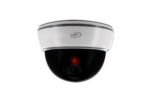 SVAT ISC301 Imitation Dome Security Camera with Realistic Flashing Red LED