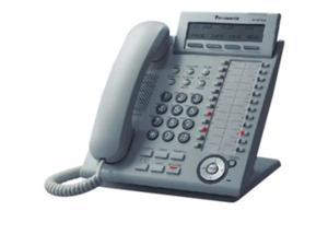 PANASONIC TELEPHONE KX-DT343-W 3 LINE LCD DISPLAY 24 CO W/BACKLIGHT DXDP