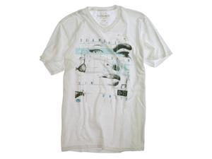 Ecko Unltd. Mens Scandalous Graphic T-Shirt blchwhite 2XL