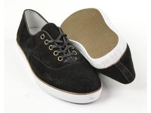 Vans Womens Suede Skate Sneakers blackbrass 7.5