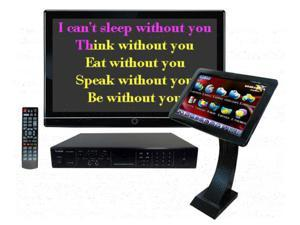 "iView-1000KOD Karaoke System with 19"" Touch Screen"