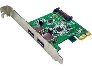 USB 3.0 PCI Express Card HP1-SU3