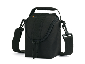 Lowepro LP36214-0AM Black Adventura Ultra Zoom 100 Shoulder Bag