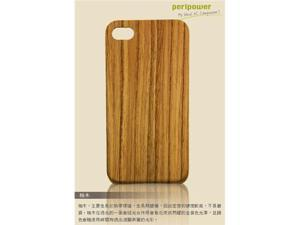 Peripower Woodgrain Wooden Protection Case for iPhone 4/4S 8PPLHCG05