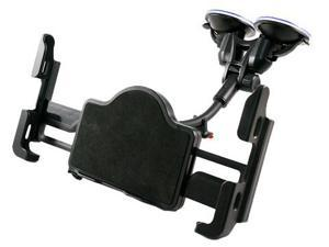 "[peripower] 7~10"" Tablet Universal Windshield Mount for Apple iPad/Google Nexus 7/Samsung Galaxy Tab"