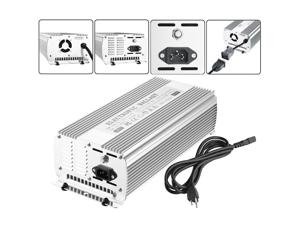 Earth Worth 1000W Electronic Digital Ballast For HPS or MH 1000 Watt Grow Bulbs