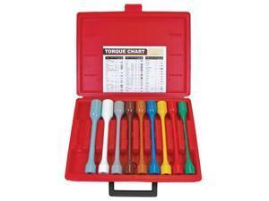 Accutorq 10-0319 9 Piece Torque Socket Set