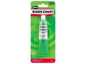 Slime 1051-A Rubber Cement - 1 Oz. Tube