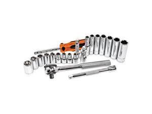 K Tool 21000 Fractional 1/4 Dr Socket Set