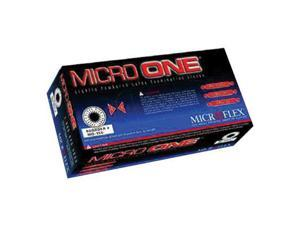 Microflex MO-150S Micro One Light Powder Latex Gloves - Small