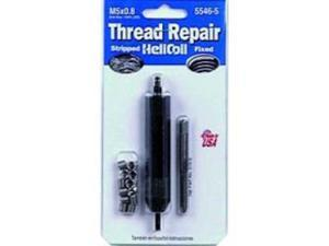 Helicoil 5546-4 Thread Repair Kit, 4mm x 0.70 NC