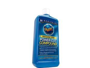 Meguiars M9132 Marine/RV Power Compound 32 Oz.