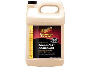 Meguiars M9501 Speed Cut Compound Gallon