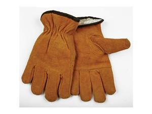 Kinco 51PLXL Cowhide Lined Work Gloves XL