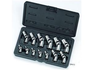 CTA Tools 9220 13 Pc. E Torx U-Joint Skt Set