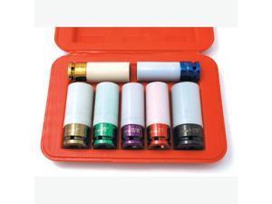 CTA Tools A159 7pc Thin-Wall Impact Socket Se