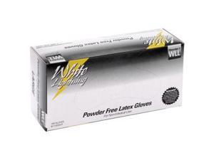 White Lightning WL-XL Latex Gloves X-Large