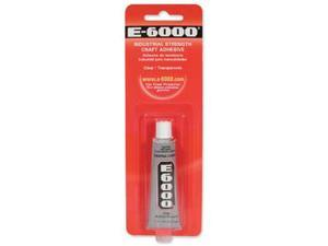 E6000 Industrial Strength Glue Adhesive  (1/2 Oz)