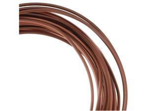 Vintaj Artisan Copper Wire - Square 18 Gauge (21 Feet)