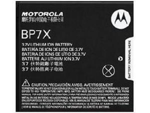 Original Motorola BP7X Extended Lithium Li-Ion Battery 1800mAh for Motorola Droid 2 / Droid Pro / XPRT / TITANIUM