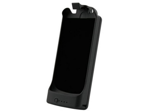 Rechargeable Phone Holster Face Out 2200mAh Lithium-Polymer Li-Po Battery Pack for HTC Nexus One