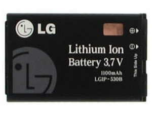Original LG 1100mAh Lithium Li-Ion Standard Replacement Battery OEM SBPL0095401 for LG Dare VX9700 / Versa VX9600