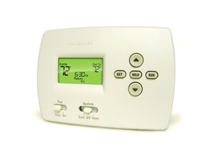 Honeywell PRO 4000 Programmable 1 Heat/1 Cool Thermostat