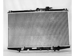 NEW RADIATOR ASSEMBLY HONDA 98-02 ACCORD 2.3L L4 2254CC 19010PAAA01 HD37007A 2295 2722 19010PAAA01 19010PAAA53 HO3010101 ...