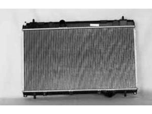 NEW RADIATOR ASSEMBLY DODGE 03-05 NEON 2.4L L4 2429CC 148 CID SRT-4 CH3010311  5103022AB 3110 CH3010311 CU2794 432511 9971