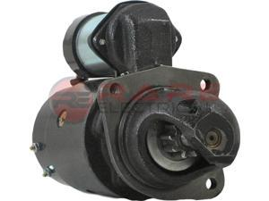 NEW STARTER MOTOR CLARK SKID STEER LOADER 371 525 530 600 10465428