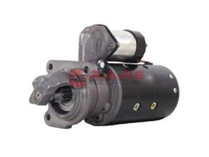 NEW STARTER MOTOR INTERNATIONAL TRUCK LOADSTAR PAYSTAR 3208 1114826 1114746
