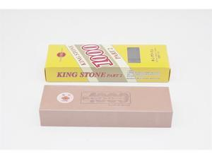 Japanese King whetstone #1000 grit